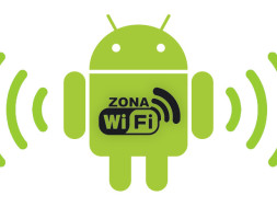 anclaje WIFI android